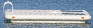 Otter Island Swim Float